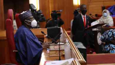 Photo of Senate Confirms Bawa As EFCC Chair
