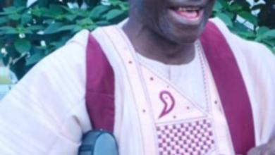 Photo of Prof Matthew O. Akusu: One Year After