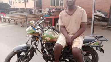 Photo of Lagos Mobile Court Sentences Fake Soldier To Six Weeks In Jail