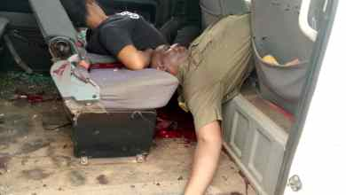 Photo of Prisoner Escapes As Gunmen Killed Escorts After Attacking Correctional Service Vehicle in Anambra