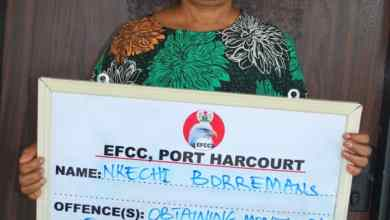 Photo of EFCC Arraigns Dutch Couple, Company For $330,000 Oil Vessel Fraud