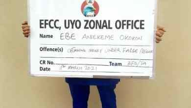 Photo of Court Jails ex-Banker Over Insurance Fraud in Uyo