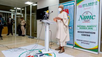 Photo of In Pictures, Aregbesola Commissions NIS' Passport Express Centre In Abuja