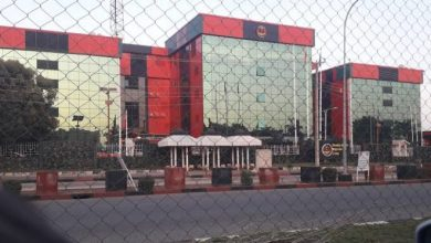Photo of Fire Guts Army Headquarters In Abuja
