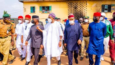 Photo of Attack On Custodial Centre: Criminals Will Be Brought To Full Justice -Aregbesola + Full Speech