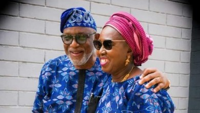 Photo of Crossing The Niger To Marry Akeredolu Was Worth It, Ondo First Lady Speaks On Her Marriage 40 Years After