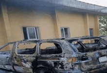 Photo of Hoodlums Raze Anambra Police Zonal Headquarters