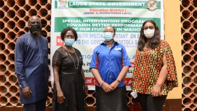 Photo of Steam Up Lagos District One Holds Intervention Town Hall Meeting