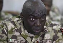 "Photo of Army Chief to Reps: ""My Predecessors Know Better What Happened to Funds Meant for Buying Arms"""