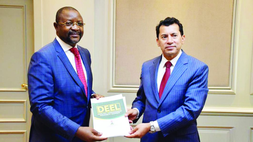 Nigeria To Partner Egypt In Youth, Sports Development