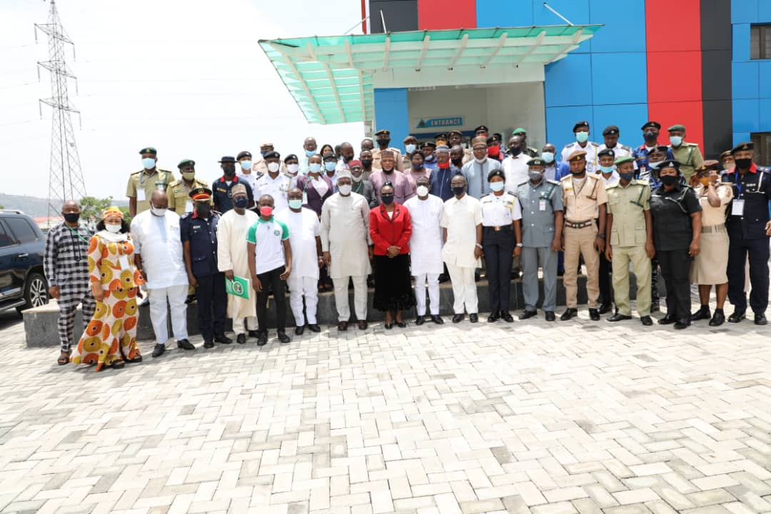 FG Flags-off Inter-agencies Training On Internal Security, Public Safety Alert System