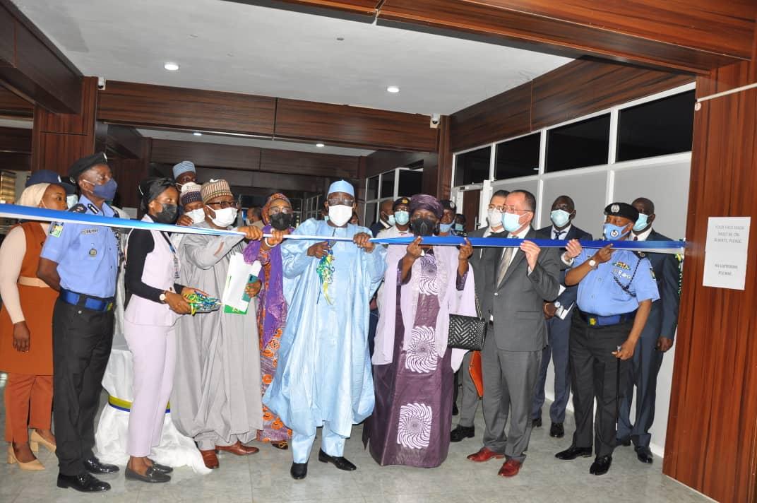 Nigeria Police Inaugurate WAPIS Nigeria Headquarters In Abuja To Boost Security In West Africa