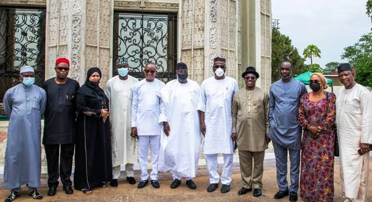 Nobody Will Be Excluded From APC In Kwara - AbdulRazaq;Appeal Panel Members Visit Gov, Urge Aggrieved Persons To Register