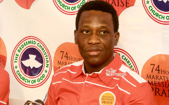Sanwo-Olu Commiserates With Pastor Adeboye Over Son's Death