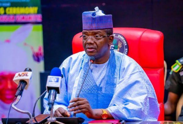 Matawalle Presents Cars To Media Houses, Unions To Ease Transportation Needs