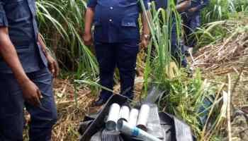 NSCDC Busts Oil Vandals In Lagos, Promises To Fight On