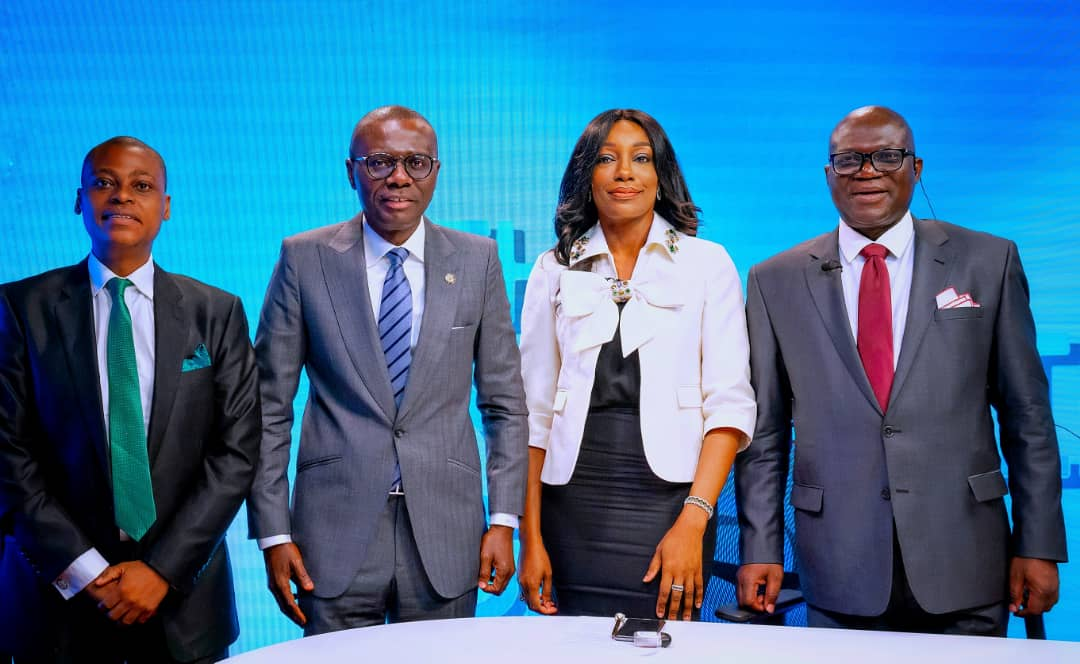 Security: Sanwo-Olu Gets List Of Abandoned Buildings,Set To Take Action; GetsMachine to Detect Covid-19 Variant