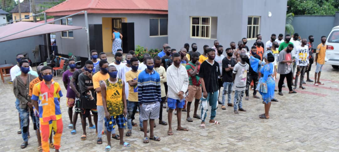 EFCC Arrests 50 For 'Yahoo' Offence In Ibadan