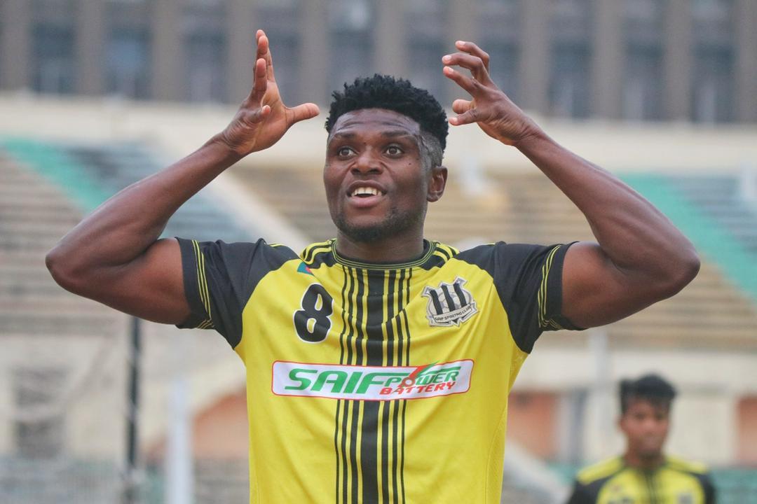 Okoli Target More Goals As Bangladeshi Premier League Resumes After International Break