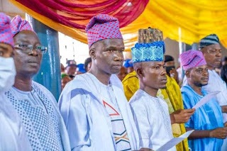 Insecurity: Ibadan LG Chairmen Hold Closed-door Meeting, Condole Colleagues In Ibarapa Over Recent Killings; Set For Security Summit
