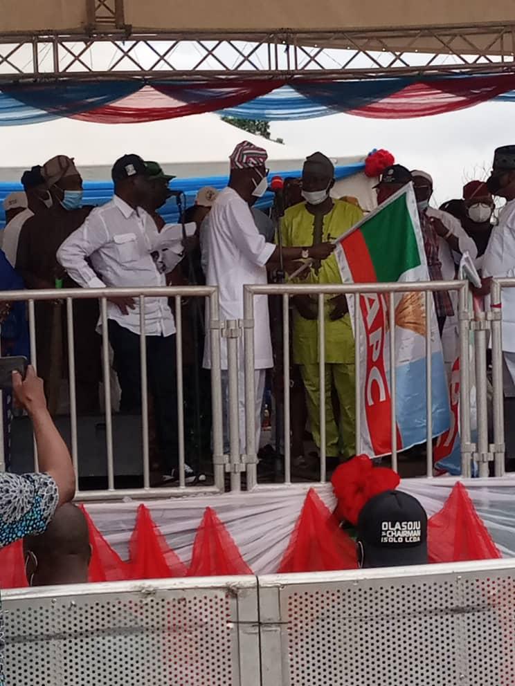 Breaking: Lasisi Akinsanya Gets APC Ticket For Igando-Ikotun LCDA For Lagos Council Polls