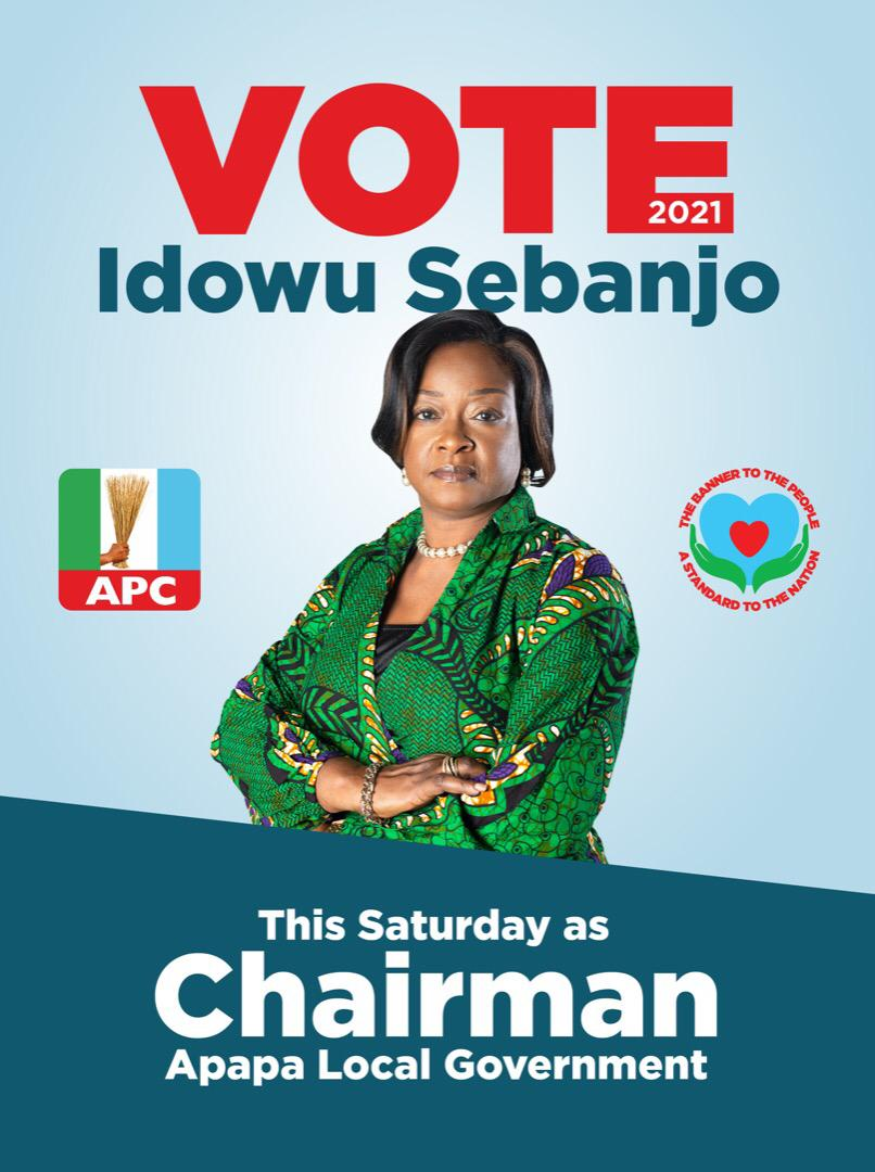 72 Hours To LG Polls: Confusion Over APC Candidate In Apapa; Luciano Out; GAC Orders Return Of Incumbent; Party Chairman Wants Another Candidate