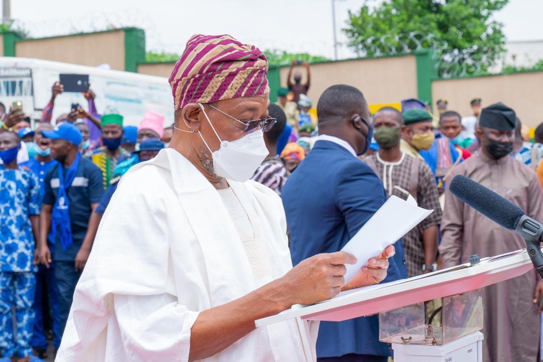 FG Committed To Repositioning Agencies For Improved Internal Security- Aregbesola