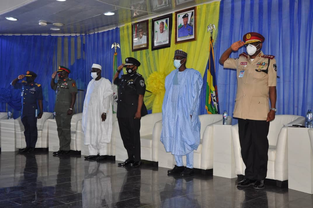 Announces New Police Manpower Development Policy; Decorates 24 AIGs With Their New Ranks