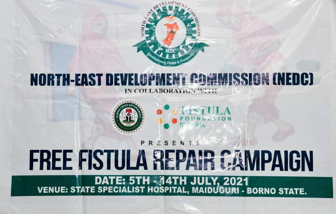 100 Women Gets Fistula Operations In Maiduguri
