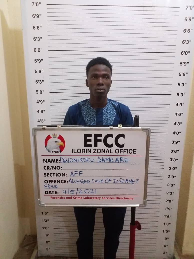 Unilorin Student, Prince, One Other Jailed for Cybercrime In Ilorin
