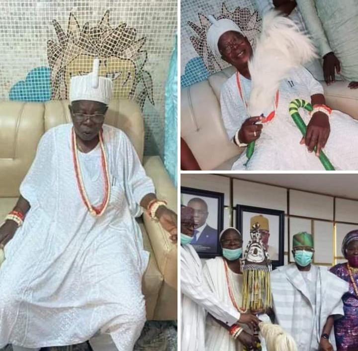 Lagos Monarch/Socialite Buhari Oloto Dies At 80