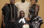 Senator Soji Akanbi Celebrates As Baby Of The Family Is Called To Bar