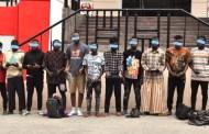 EFCC Arrests 13'Yahoo'Boys In Abuja