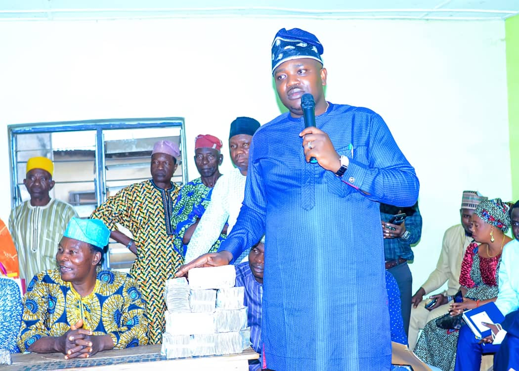 Oyo LG Launches Isokan Cooperative Scheme With N2m
