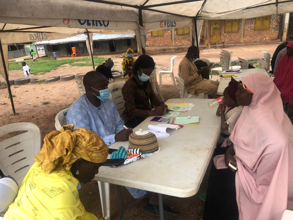 UNHCR, NPC, NCFRMI Take Birth Registration To IDP Camps