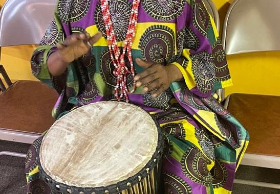 How I Learnt Riverine Drumming In Four Months - Actress Shola Benjamin