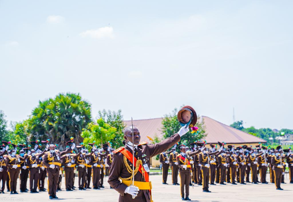 NIS Passes Out 430 Officers At Premier Training School