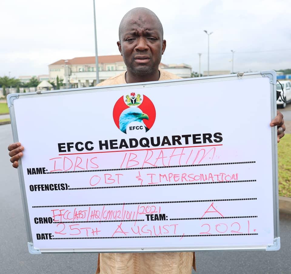EFCC Arraigns Man For N70m Assets Auction Scam