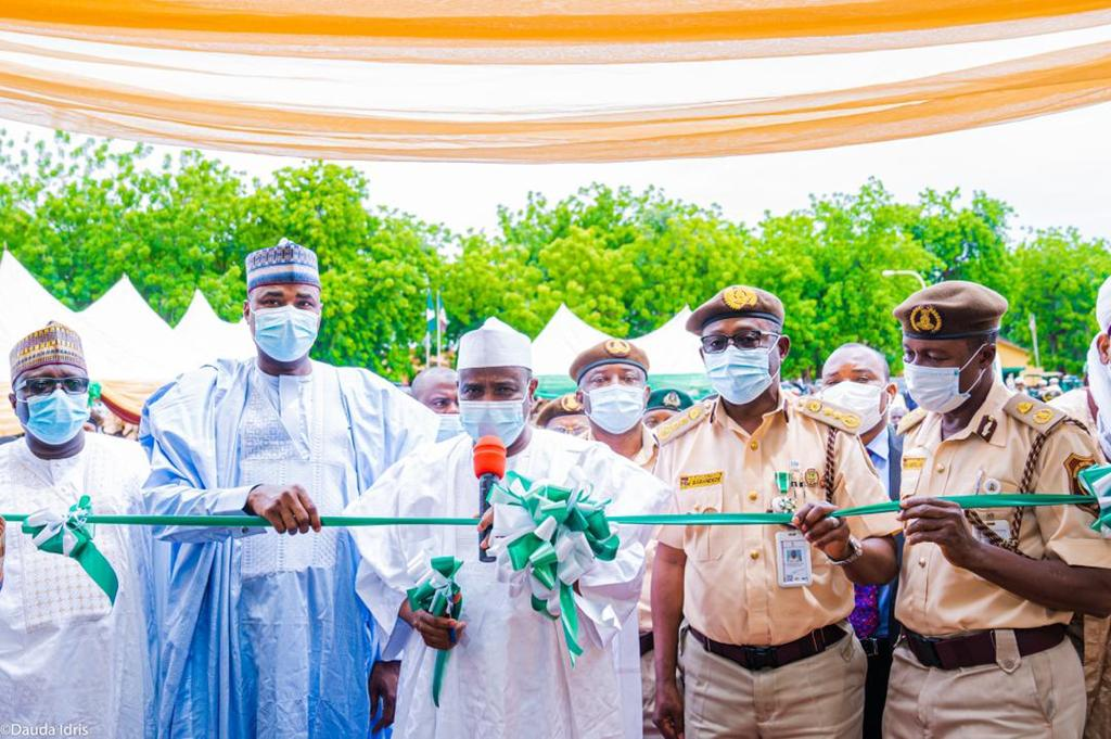 NIS Moves To New Office Complex In Sokoto