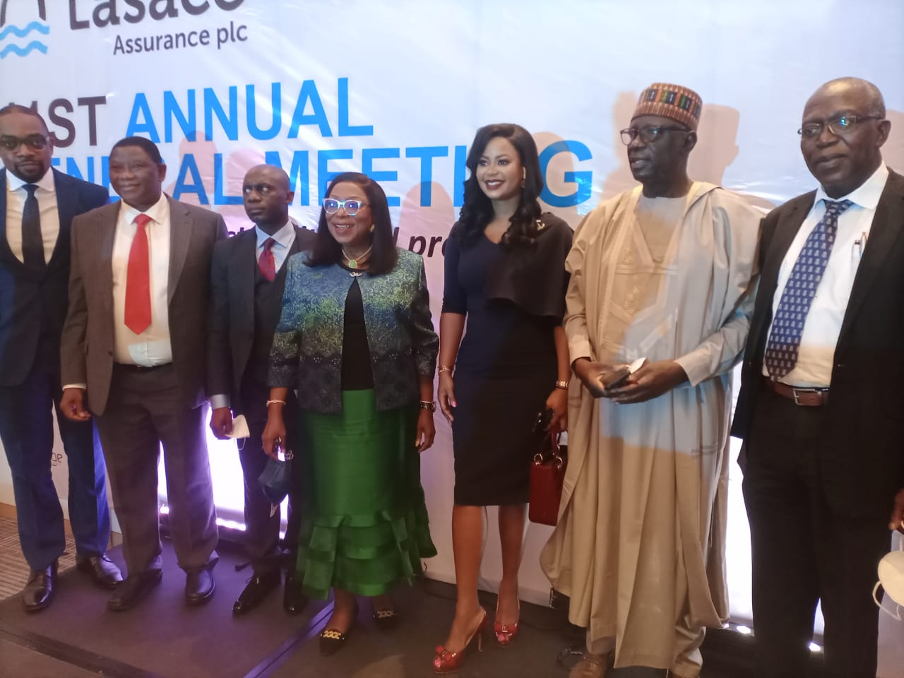 41st AGM: Despite Challenges, Lasaco Delivers Awesome Performance In 2020, Grow Stakeholders Value - Teju Philips