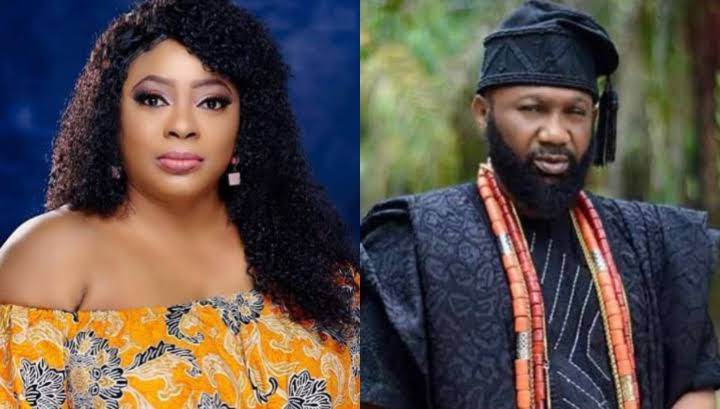 Ayo Adesanya's ex-Hubby In Trouble, Lawmakers Threaten His Arrest For Parading Self As King