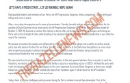 State Congress: Fouad Oki Declares Interest In Lagos APC's Chairmanship Seat, Writes Delegates + Full Letter