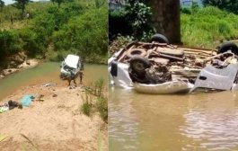 Bus Carrying Church Band Plunges Into Taraba River Killing Four Band Members