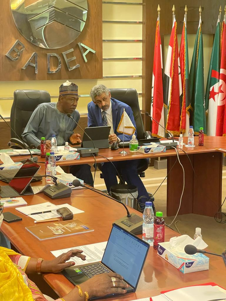 Borno To Export Wheat, Gum Arabic To Sudan
