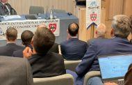 At Cambridge, Bawa Advocates Global Action Against Financial Crimes