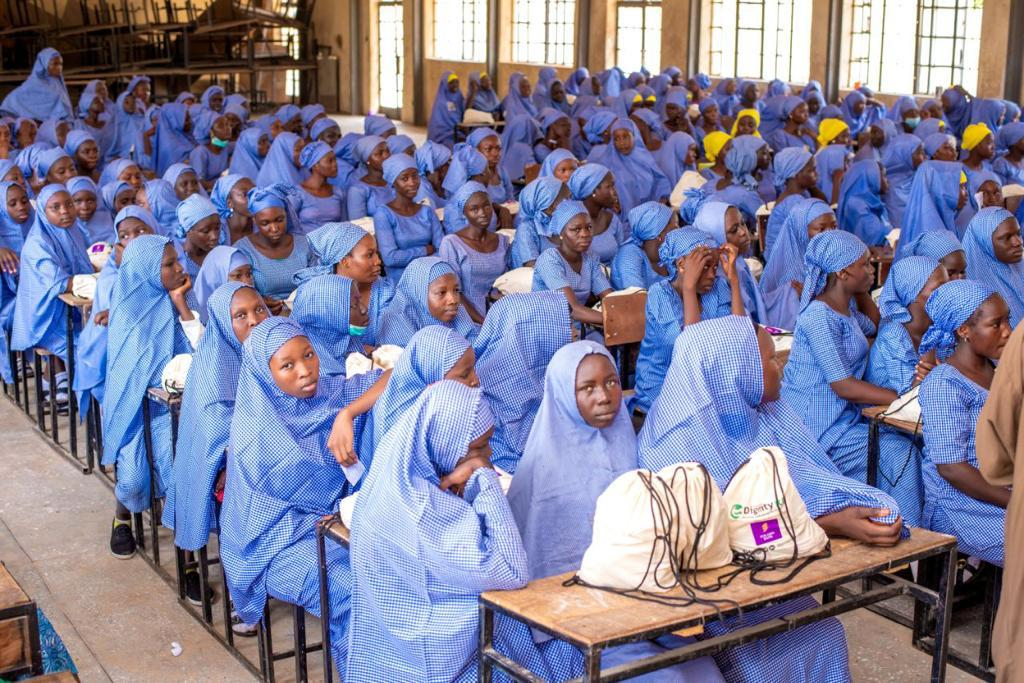 CSR: Stakeholders Laud Polaris Bank Feminine Hygiene Initiative; Bank Empowers 9 Schools