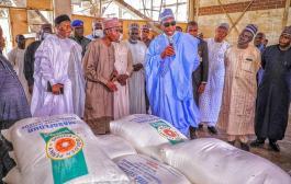 Zulum Promises Financial Boost To Maiduguri Flour Mills