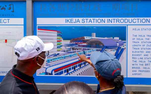 Sanwo-Olu,Cabinet Members Inspect State-funded Projects; We'll Complete Red,Blue Line Train Projects - Gov