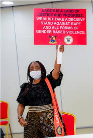 My Heart Bleeds Anytime Women, Girls Are Raped, Says Sanwo-olu's Wife;Urges NGOs, Civil Society Groups To Support Fight Against SGBV
