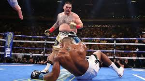 Breaking: Anthony Joshua Beaten, Loses Three World Heavyweight Titles